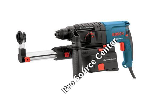 bosch 11250vsrd 3 4 inch sds plus rotary hammer with dust collection. Black Bedroom Furniture Sets. Home Design Ideas