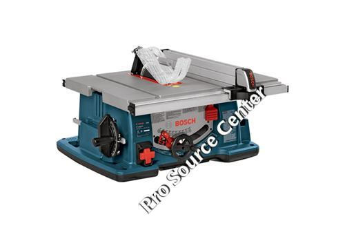 Bosch 4100 10 Inch Worksite Table Saw Pro Source Center