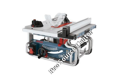 Bosch Gts1031 10 Inch Worksite Table Saw Pro Source Center