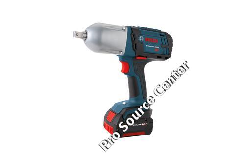 Hth181 01 18v High Torque Impact Wrench With Pin Detent By Bosch