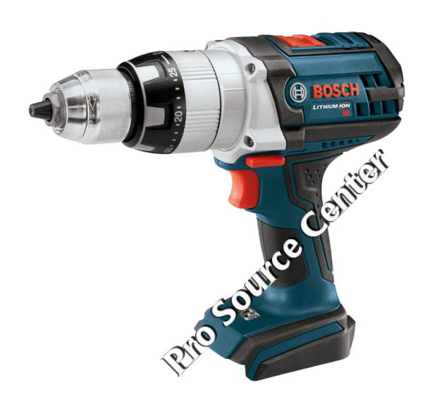 bosch hdh181 01 18v brute tough 1 2 inch hammer drill driver set. Black Bedroom Furniture Sets. Home Design Ideas