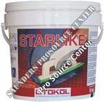 Starlike Solid Epoxy Grout Classic Colors 11 lb High Performance