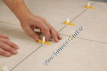 QEP Lash Tile Leveling Wedges and Clips - Pro Source Center