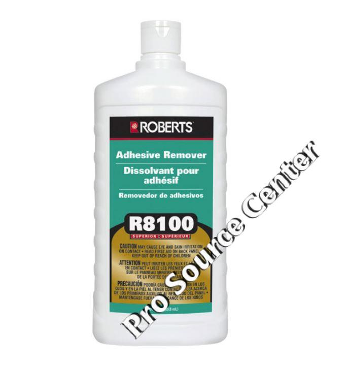 Roberts Preferred Adhesive Cleaner R8100 Replaces 1912