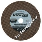 Roto Zip ZipWheel for Metal