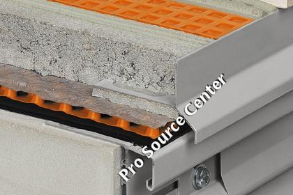Schluter Bara Rk T Shaped Balcony Edging Profiles Pro