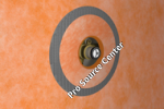 Schluter Systems Kerdi 4 1 2 Inch Mixing Valve Seal