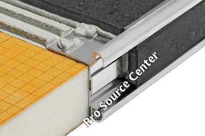 Ceramic Counter Rail Trim Wall Tile For Kitchen Counter Top