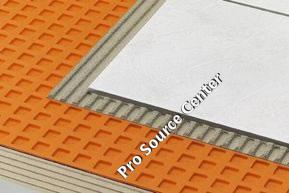 Allows Independent Movement Between The Sub Floor And Finished Surface