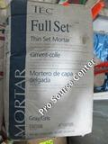 Full Set Plus Premium Thin Set Mortar 50 Lbs by Tec