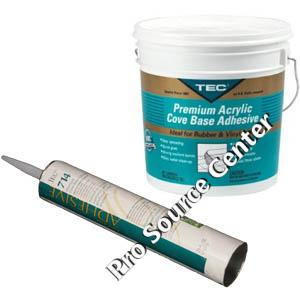 Tec 714 Cove Base Adhesive