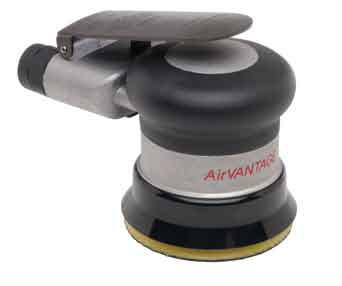 Palm Style 3 Inch Non Vacuum Random Orbital Sanders by AirVantage