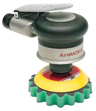 Palm Style 3 Inch Buffer Polisher Rotary Sander by AirVantage