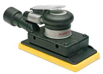 Palm Style 3 2 3 x 7 Inch Central Vac Random Orbital by AirVantage
