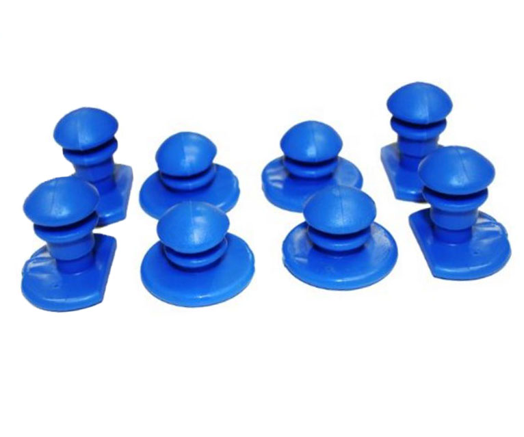 20993 Ultralight Knee Pad Replacement Buttons 8 per set by Barwalt Tools