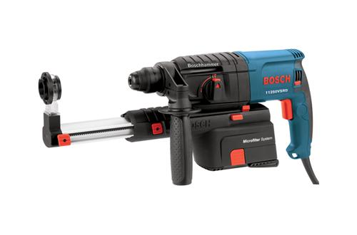 11250VSRD 3 4 Inch SDS-plus Rotary Hammer with Dust Collection by Bosch