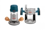 Bosch 1617EVSPK 2 25 HP Combination Plunge and Fixed Base Router Pack
