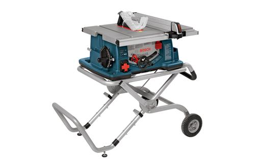 4100-09 10 Inch Worksite Table Saw with Stand by Bosch