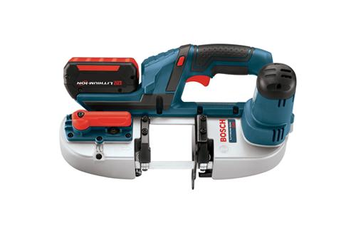 BSH180-01 18V Lithium-Ion Compact Band Saw by Bosch