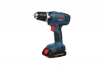 Bosch DDS180-02 18V Compact Tough 1 2 Inch Drill Driver Set