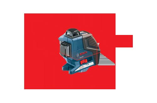 GLL2-80 Dual Plane Leveling and Alignment Laser by Bosch