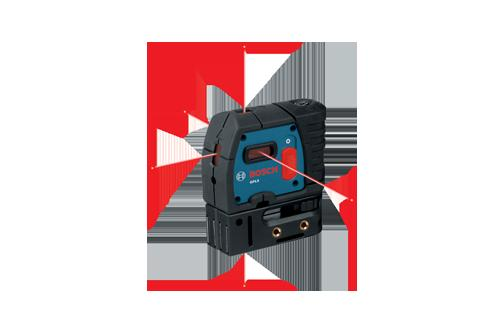 GPL5 5 Point Self Leveling Alignment Laser by Bosch