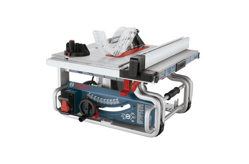 GTS1031 10 Inch Worksite Table Saw by Bosch