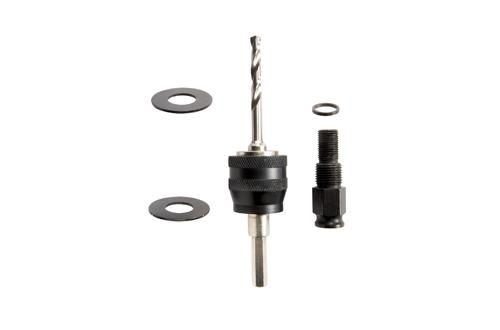 PCM12AN 3 Piece Universal Quick Change Mandrel Kit by Bosch