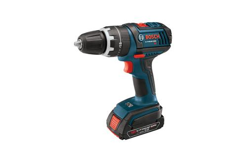 HDS181-02 18V Compact Tough 1 2 Inch Hammer Drill Driver Set by Bosch