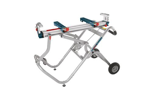 T4B Gravity-Rise Wheeled Miter Saw Stand by Bosch