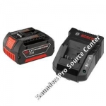 Bosch 18V Battery Starter Kit