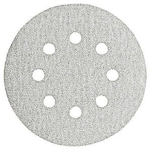 6 Inch 6 Hole Hook and Loop Paint Sanding Discs 25 Pack by Bosch