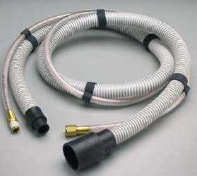 Carbo CleanAir Self Generating Vacuum Hose Assembly by Carborundum Abrasives