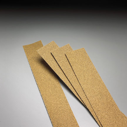Value Aluminum Oxide Body File Strip Sheets by Carborundum Abrasives