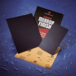 Carborundum Mirrorfinish Waterproof Half Sheets