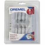 Dremel 692 Router Bit Set