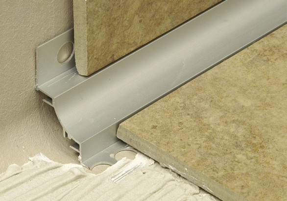 Internal Cove Tile Trim Stainless Steel by Tiles-R-Us