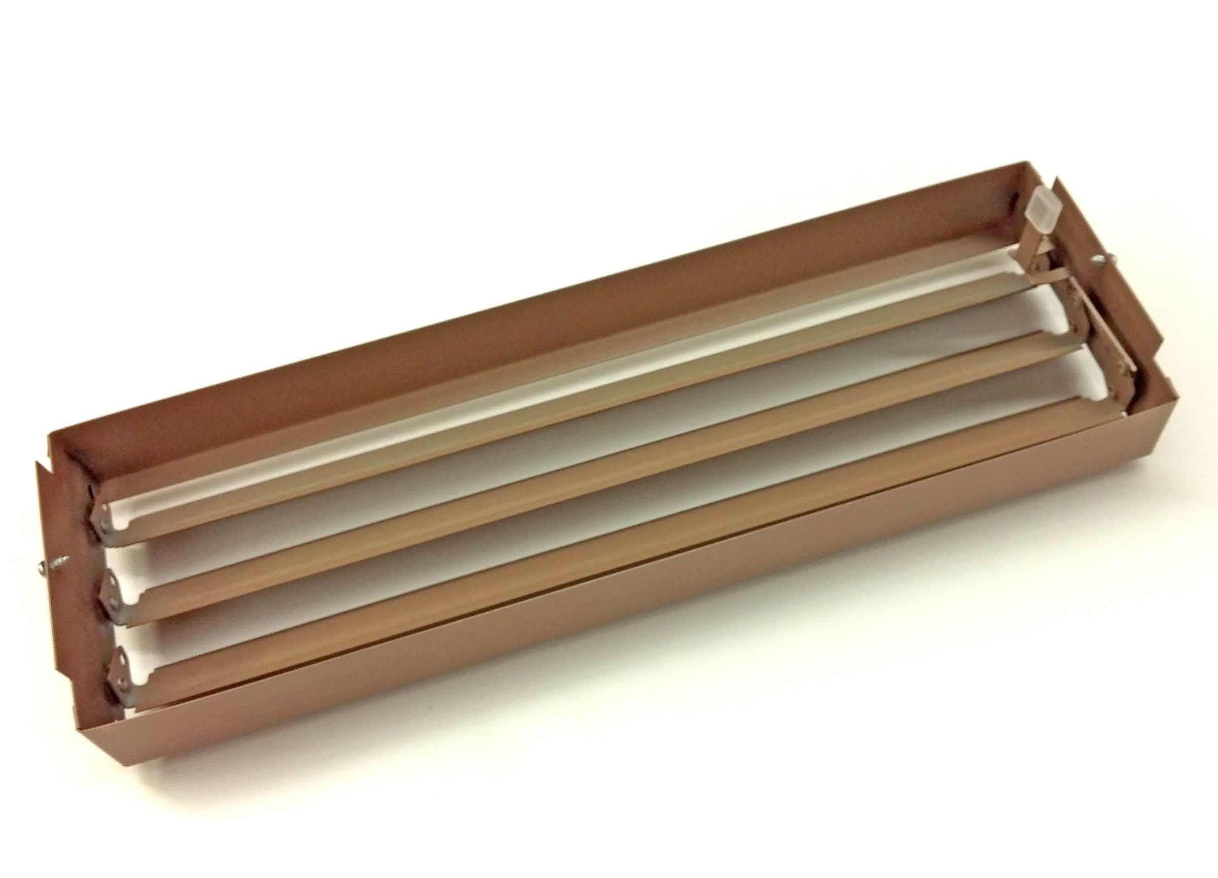 Clearance  Box Damper Only 2 1 2 Inch Wide Standard Sizes by Grill Works