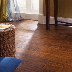Cascade Textured Surface Wood Floor 5 Inch by Harris Wood