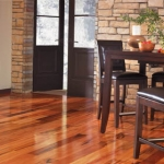 Imported Species Smooth Finish Wood Floor
