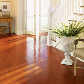 Traditions Smooth Finish Wood Floor by Harris Wood
