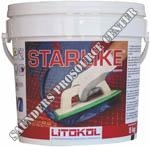 Starlike Solid Epoxy Grout Classic Colors 5 5 lb High Performance