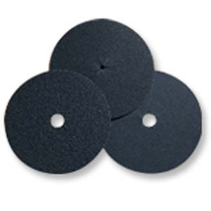 7  Dia x 7 8  Hole Premium Zirconia Floor Sanding Edger Discs by Mercer Abrasives