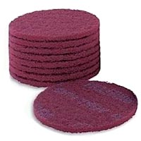 Mirlon 5 Inch 360 Grit Scuff Discs Box of 1600 by Mirka Abrasives