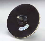 Back Up Pads for Grinding Discs by Norton Abrasives