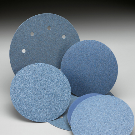 BlueMag PSA 8 Inch Discs Grits 36 - 80 by Norton Abrasives