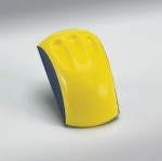Norton Ergonomic Hand Sanding Block for 6 Inch Discs