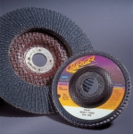 Norton Charger R822 Flap Discs 4 1 2 x 7 8 Inch