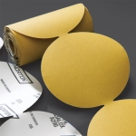 Norton Gold PSA 100 Disc Roll 6 Inch Discs Grits 60 - 400