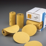Norton Gold Reserve PSA 100 Disc Roll 6 Inch Discs Grits 80 - 600